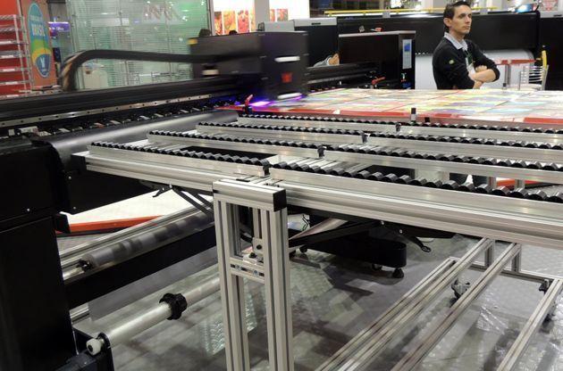 d26819b0d9789 Fabricante nacional de impressoras digitais levará novidades para o evento