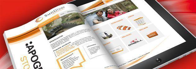 StoreFront permite o comércio eletrônico de materiais impressos c23d795374
