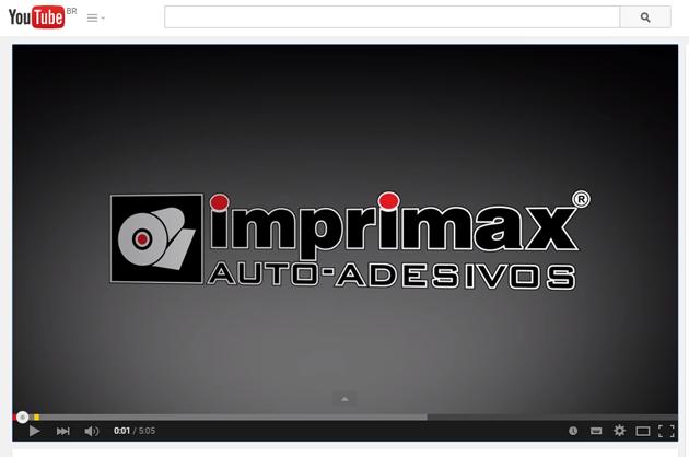 3dab077d99 Imprimax preparou uma série de vídeos didáticos e informativos para  instaladores de vinis e birôs de