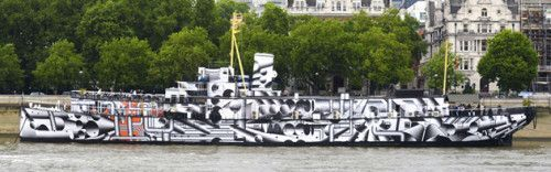 Dazzle Ship, da PressOn