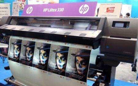 No estande da empresa estarão especialistas para auxiliar empreendedores que atuam no ramo de impressão
