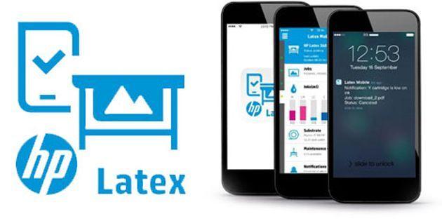 Aplicativo HP Latex Mobile disponível em português - Infosign.net.br 1dac7d24a4