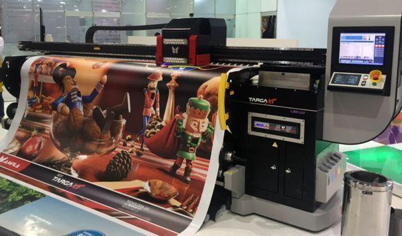 Fabricante apresentará ao mercado regional a linha New Targa XT, composta por impressoras solvente, UV e sublimáticas