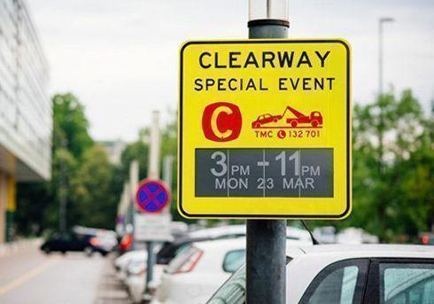E-papers orientam e ajudam motoristas da cidade de Sydney
