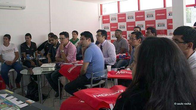 Mimaki Week contou com palestras sobre o mercado de impressão digital