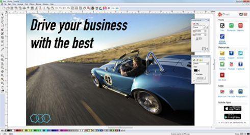 Flexi 12 possui novas ferramentas para recorte e impressão digital