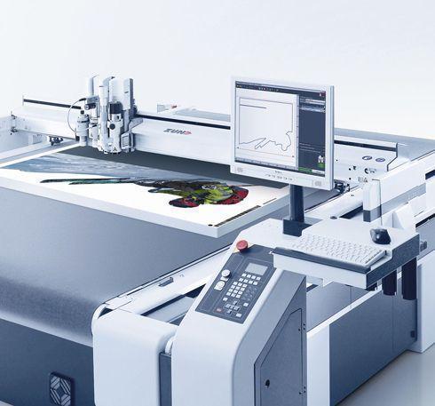 Máquinas da linha Zünd G3 incorporaram software EnRoute Pro