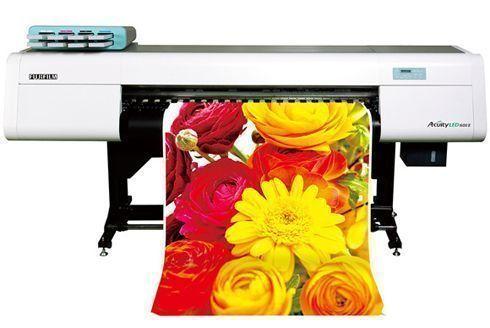 Acuity LED 1600 II chega com novas ferramentas para melhorar a produtividade e a qualidade de impressão