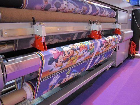 Informações constam do estudo Digital Textile Forecast 2014-2019, realizado pela InfoTrends