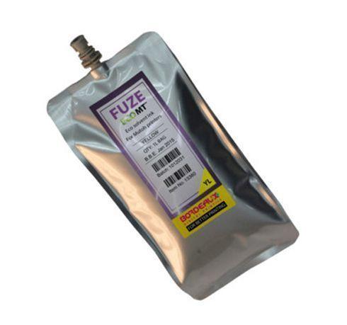 Embalagem com 1 litro de tinta pode reduzir custos de impressão