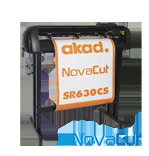Novacut PSR630CS apresenta 630mm de largura útil de corte