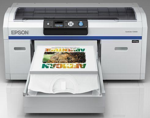 Facilidade de financiamento vale para impressora Epson SureColor F2000