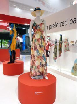 Kiian Digital lançará tintas pigmentadas para impressão têxtil