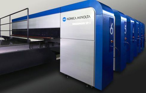 De porte industrial, Nassenger SP-1 é capaz de produzir em altíssimas velocidades