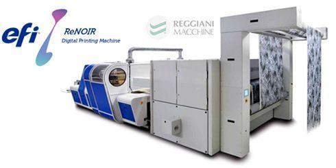 ReNoir Next é solução sustentável de estamparia têxtil digital