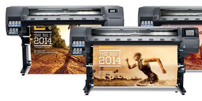 Portfólio de impressoras látex da HP conta com modelos de entrada e de alta produtividade
