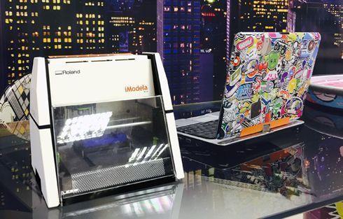 Laboratório brasileiro da rede Fab Lab recebeu uma modeladora da Roland DG Brasil