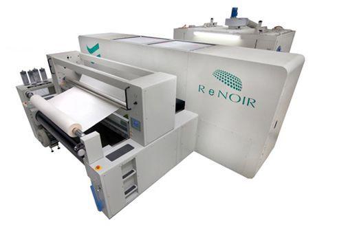 Artistri PK2600 foi desenvolvida para impressoras EFI Reggiani ReNoir