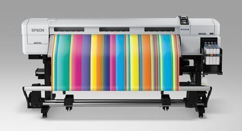 Impressoras de grande formato são contempladas pelo programa