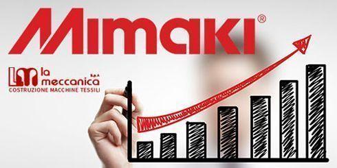 Com a aquisição, Mimaki expande seu portfólio de produtos para estamparia têxtil