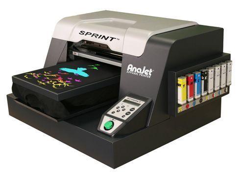 Equipamentos de impressão direta em camisetas da Anajet passarão a ser fabricados sob a marca da Ricoh