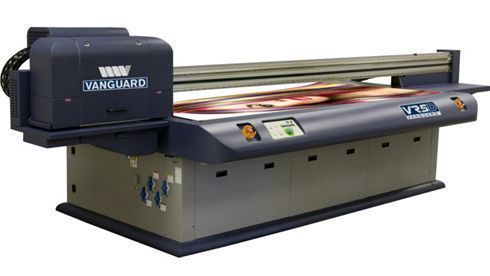 VR5D faz parte do portfólio de impressoras UV da Vanguard