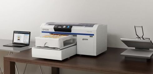 Software Garment Creator foi desenvolvido para dar suporte a impressoras SureColor F2000