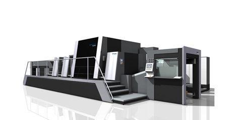 Equipamento desenvolvido pela Fujifilm e pela Heidelberg imprime substrato no formato B1
