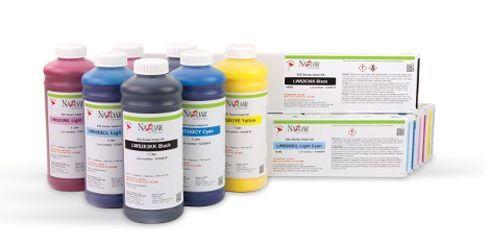 Fabricante apresentará tintas compatíveis sublimáticas, UV e à base de solvente
