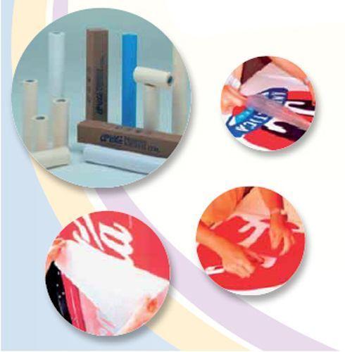Máscara é indicada para transferir logos e letras recortadas