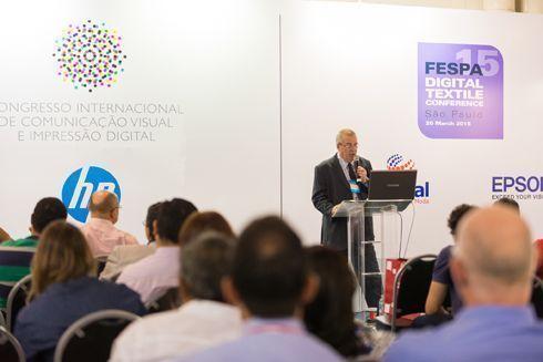Wilson Giglio encabeçará o Espaço do Empreendedor na Fespa Brasil 2016
