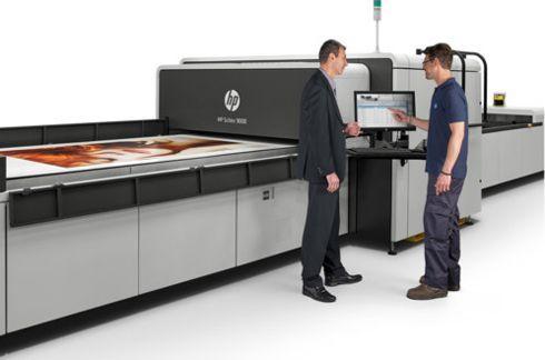HP Scitex 9000 chegará ao mercado internacional em meados de 2016