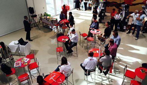 Evento abordou questões mercadológicas e técnicas