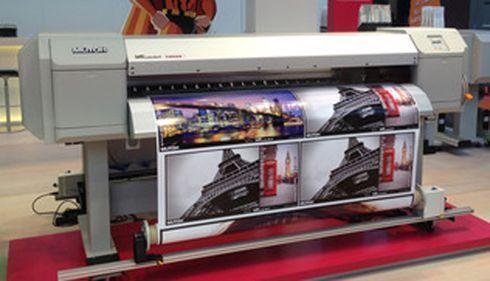 Mutoh passou a disponibilizar mais uma opção de impressora rolo a rolo da linha ValueJet
