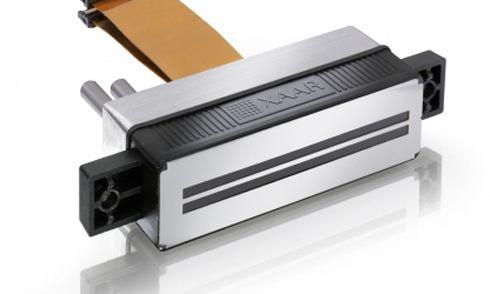 Xaar 1003 foi desenvolvida para atender fabricantes de impressoras para aplicações industriais
