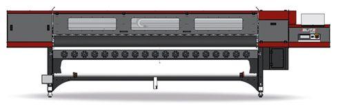 Elite 3204 pode trabalhar na velocidade de até 80m²/h