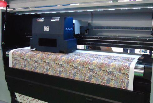 Evento foi marcado pela forte presença de impressoras digitais para estamparia têxtil