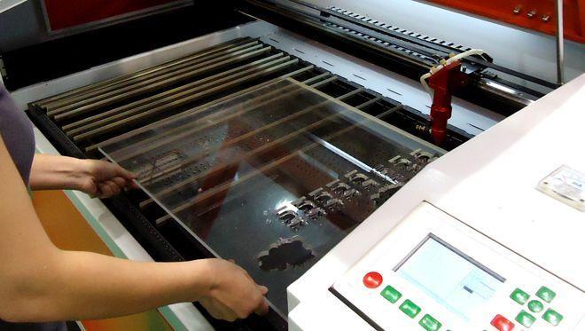 Máquinas a laser e equipamentos para corte e gravação foram exibidos na Fespa Brasil 2016