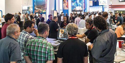 Além da exposição de tecnologias, os visitantes da Fespa Brasil 2016 puderam participar de diversos eventos paralelos