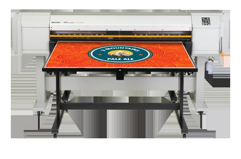 ValueJet 1638UH expande a linha de impressoras UV LED da Mutoh