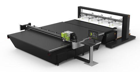 Esko foi à Drupa para apresentar novas ferramentas para aumento de produção no acabamento