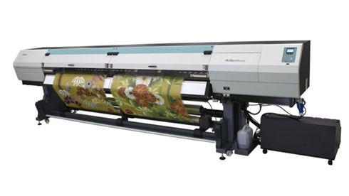 Impressora vem com sistema LED UV de cura e apresenta largura de 3,2m
