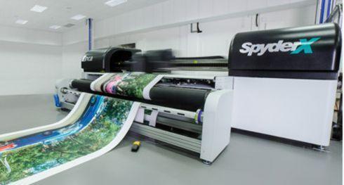 SpyderX opera na velocidade máxima de 230 metros quadrados por hora