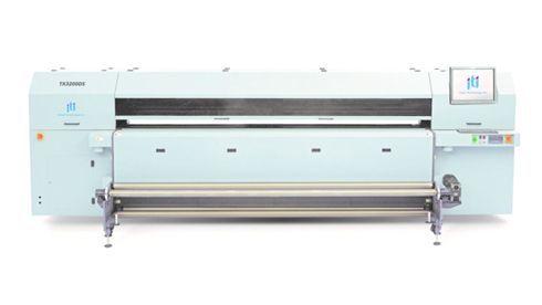 TX3200DS pode vir com sistema integrado de transferência térmica para sublimação