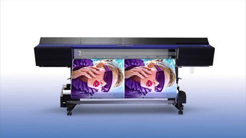 Impressora TrueVIS VG foi apresentada no Brasil na feira Serigrafia Sign 2016
