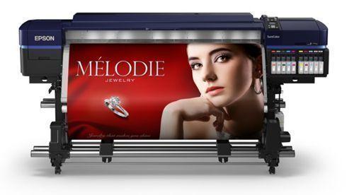 Tintas Epson-3M UltraChrome GS3 são indicadas para impressoras Epson SC-S40600, SC-S60600 e SC-S80600