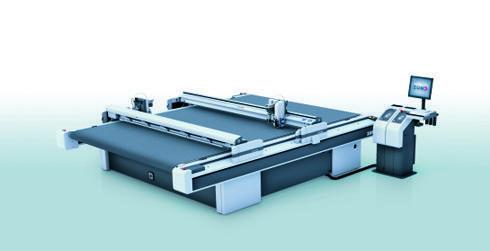 Mesas Zünd D3 incorporam novo sistema com dois cabeçotes de corte