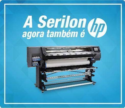 Modelos da terceira geração de impressoras látex da HP podem ser adquiridos por meio de lojas da Serilon