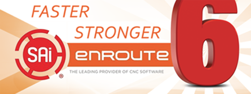 EnRoute 6 inclui uma série de novas ferramentas para empresas que trabalham com corte e acabamento