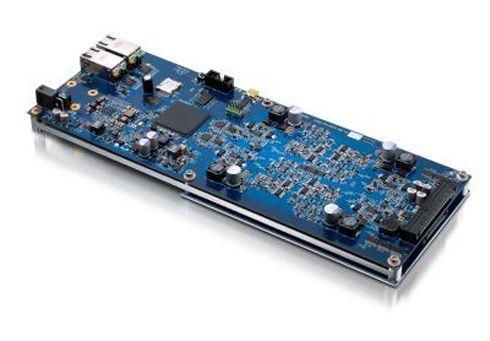 Determinados componentes da Xaar 5601 foram desenvolvidos pela GIS